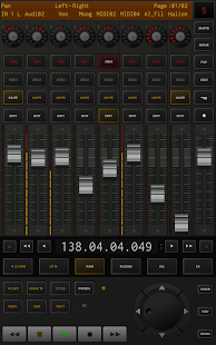 TouchDAW free- screenshot thumbnail