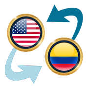 US Dollar to Colombian Peso