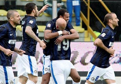 L'Inter s'enlise tant et plus