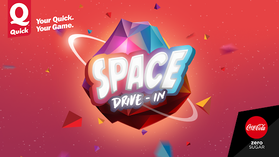 Space Drive-In - náhled