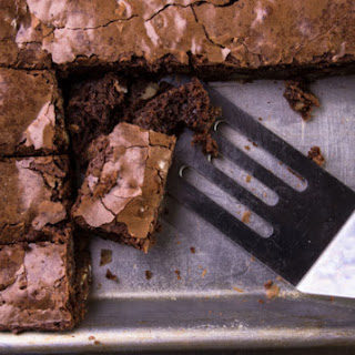 Cauliflower Brownies.