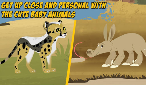 Wild Kratts Baby Buddies screenshot