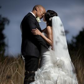 After 8 by Lood Goosen (LWG Photo) - Wedding Bride & Groom ( love, kiss, wedding photography, night photography, wedding day, weddings, wedding, brides, couple, bride and groom, wedding photographer, bride, groom, bride groom )