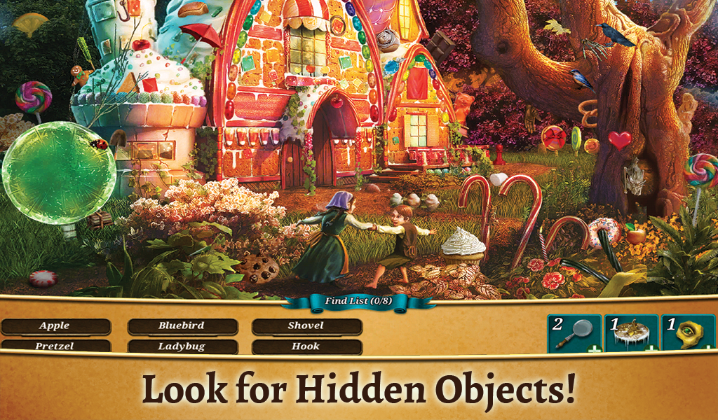 Hidden Object Black Forest- screenshot