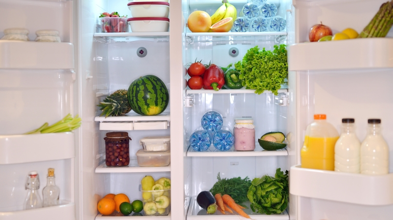 Professional organizers offer tips for organizing every part of your, including your fridge.
