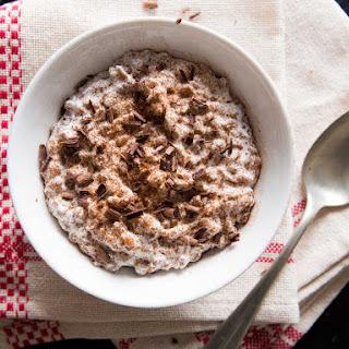 Cuccia (Sicilian Wheatberry and Ricotta Porridge).