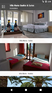 Villa Maria Studios & Suites- screenshot thumbnail