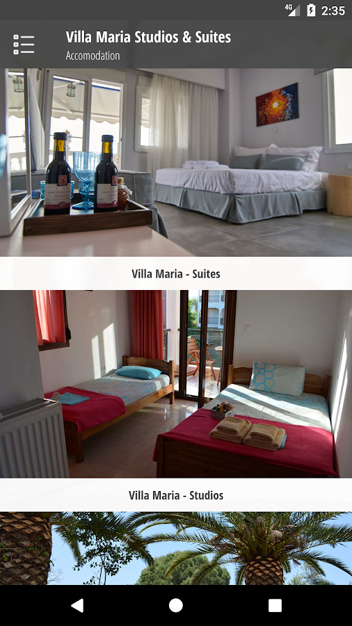 Villa Maria Studios & Suites- screenshot