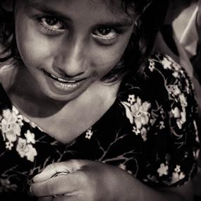 #smile by মেহরাব সাদাত - Black & White Portraits & People