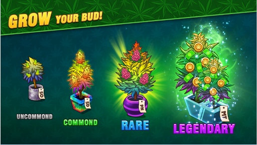 Télécharger Code Triche Bud Farm Idle - Growing Tycoon Weed Farm MOD APK 2