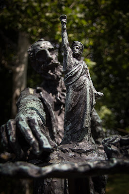 Il progetto della Statua della Libertà di GIORGIO VOLPONI
