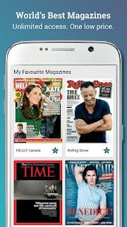Texture - unlimited magazines screenshot 00