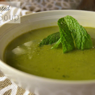Minted Pea Soup.