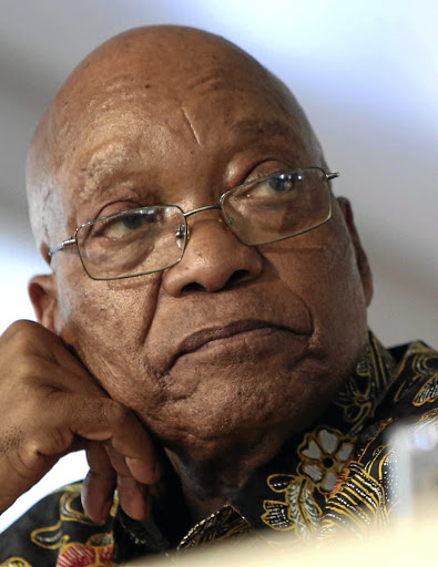 Jacob Zuma. Picture: SUPPLIED