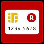 楽天カード:明細確認・家計簿レシート撮影アプリ。ATM検索も Icon