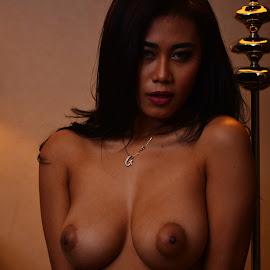 Sexy by Kingkong Pang - Nudes & Boudoir Boudoir ( boudoir, sexy, sexy model, exotic, nude )