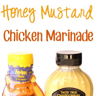 Honey Mustard Chicken Marinade Recipe!