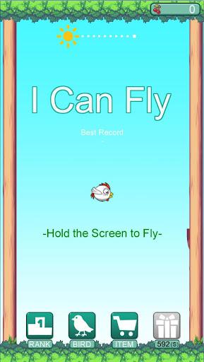 I Can Fly 1.0.2 screenshots 1