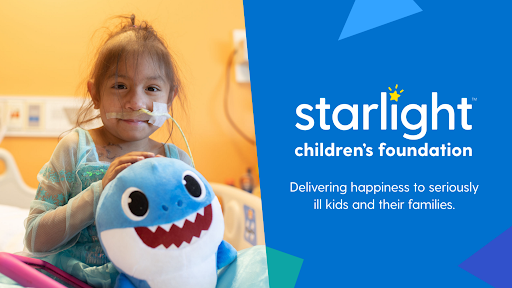 Deliver Happiness to Seriously Ill Kids