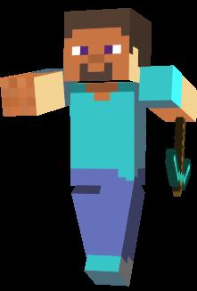 Original Steve Nova Skin - Skins para minecraft original