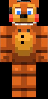 Toy Freddy Nova Skin