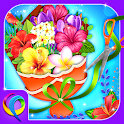 My Flower Craft Story - Cooking & Crafting Game icon