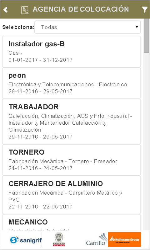 FREMM Mobile- screenshot