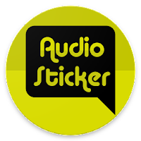 Audio Stickers For Whatsapp-Facebook-Imo-Viber