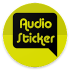 Audio Stickers For Whatsapp-Facebook-Imo-Viber icon