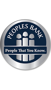 Peoples Bank Texas Mobile - náhled
