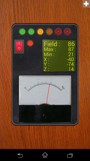 Ultimate EMF Detector Free (Real data) 2.9.1 screenshots 1