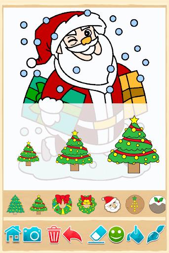 Christmas Coloring  screenshots 7