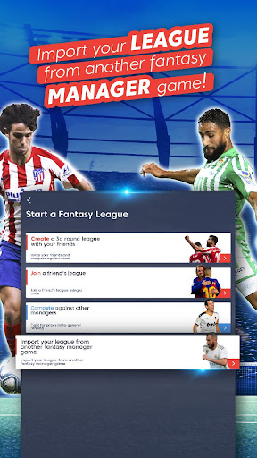 LaLiga Fantasy MARCAufe0f 2020 - Soccer Manager  screenshots 12