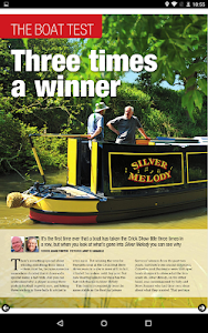 Canal Boat Magazine screenshot 14