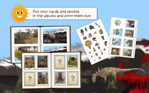 Dinosaurs and Ice Age Animals - Free Game For Kids- screenshot thumbnail