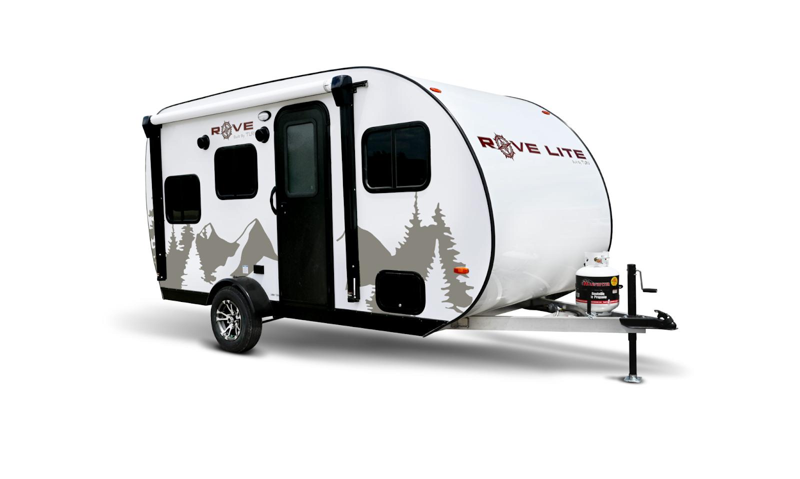 rovelite ultra lightweight trailer