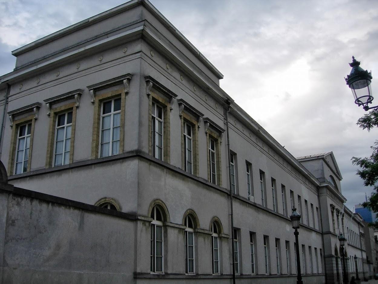 Institut Pacheco à Bruxelles