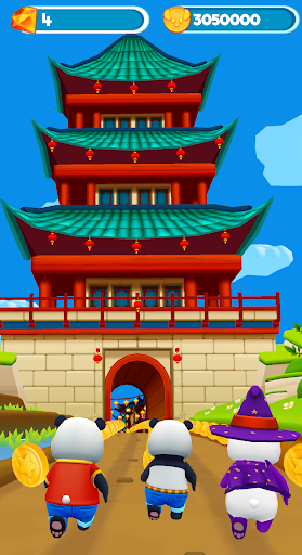 Baby Panda Run 1.2.15 screenshots 4