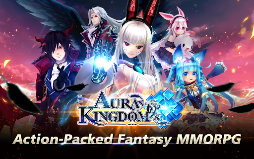 AURA KINGDOM 10.6.6 screenshots 9