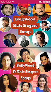 Bollywood Video Songs By Singers - náhled