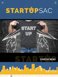 StartupSac- screenshot thumbnail