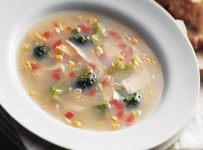 Easy Turkey Vegetable Soup Recipe