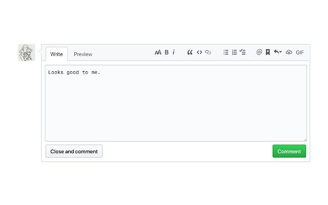 GIFs for GitHub