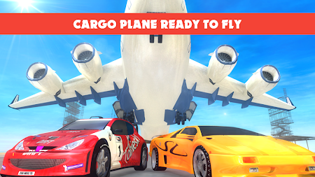Race Car Transporter Airplane 1.9 screenshot 975057