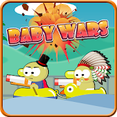 Raft Baby Gun - Battle Wars
