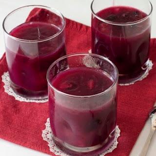 Light Berry Pudding (Kissel).