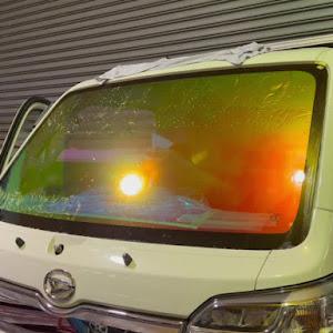 ハイゼットトラック S500Pのカスタム事例画像 桃華丸@エヴァトラさんの2021年10月16日23:35の投稿