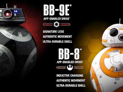 Star Wars Droids App by Sphero- screenshot thumbnail