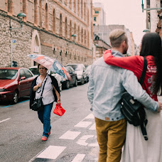 Wedding photographer Anastasiya Korzina (stasybasket). Photo of 30.10.2016