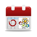 Euro2012 - Google Calendar icon